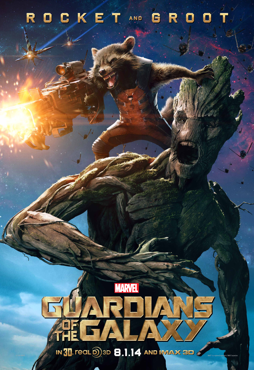 Guardians Of The Galaxy Images Rocket And Groot