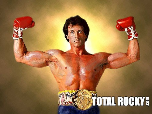 Rocky wallpaper containing a hunk called Rocky 2