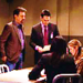 Rossi, Hotch and Emily