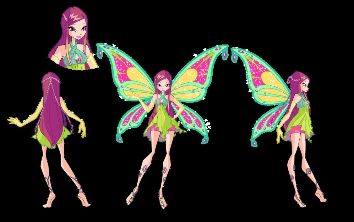 Roxy Enchantix Concept
