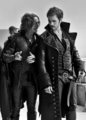 Rumple and Hook  - once-upon-a-time fan art