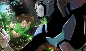 Ben 10 Omniverse Galactic monsters Theme song - Ben 10 Omniverse