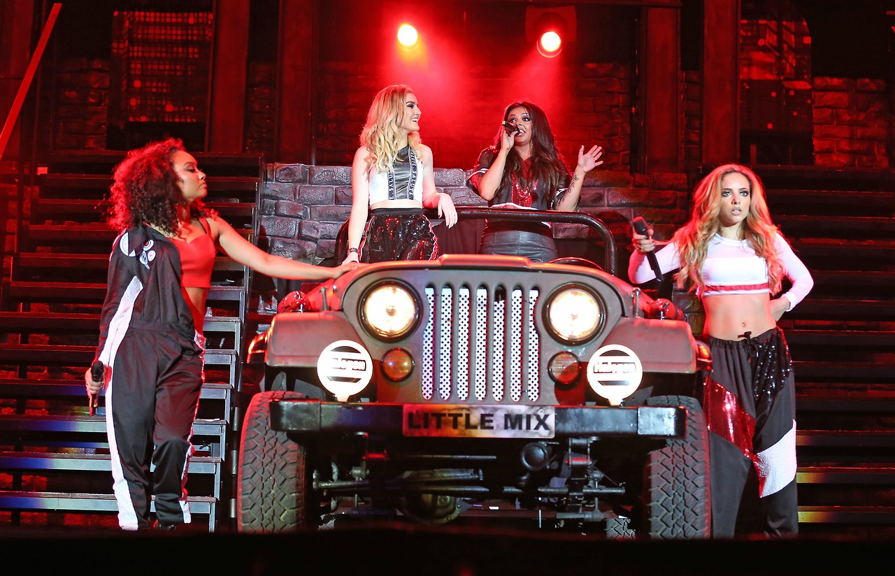 Little Mix Salute Tour Little Mix Salute Tour -