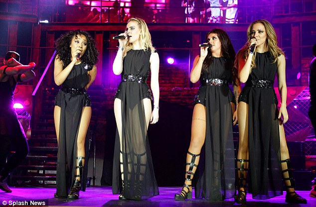 Little Mix Salute Tour Little Mix Salute Tour