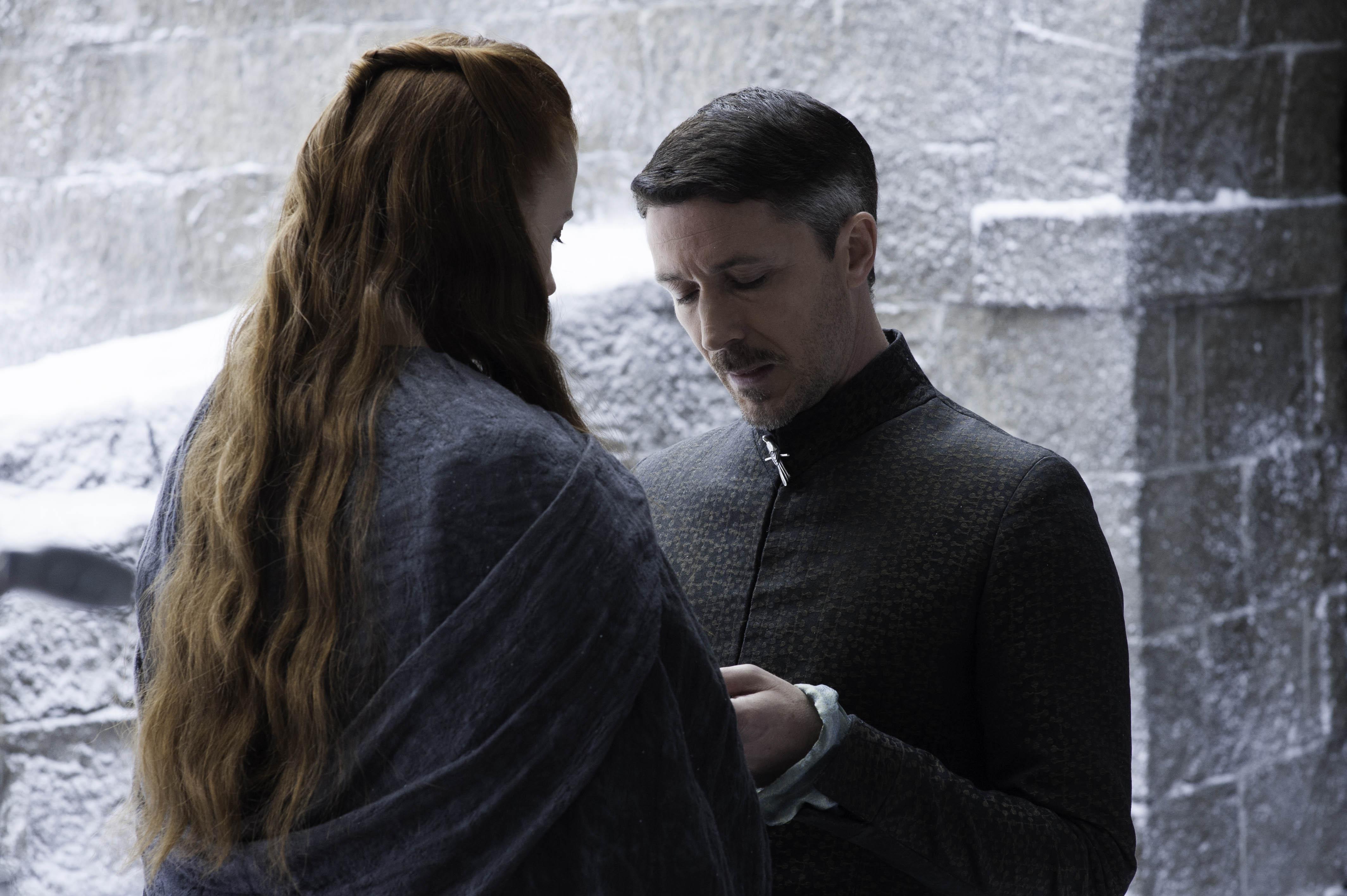 Sansa Stark and...