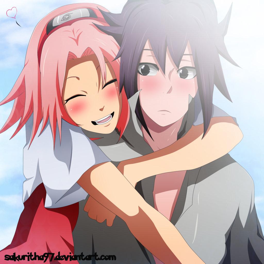 and sakura sasuke Naruto