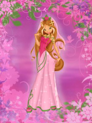 Season 1 Ballgown: Flora
