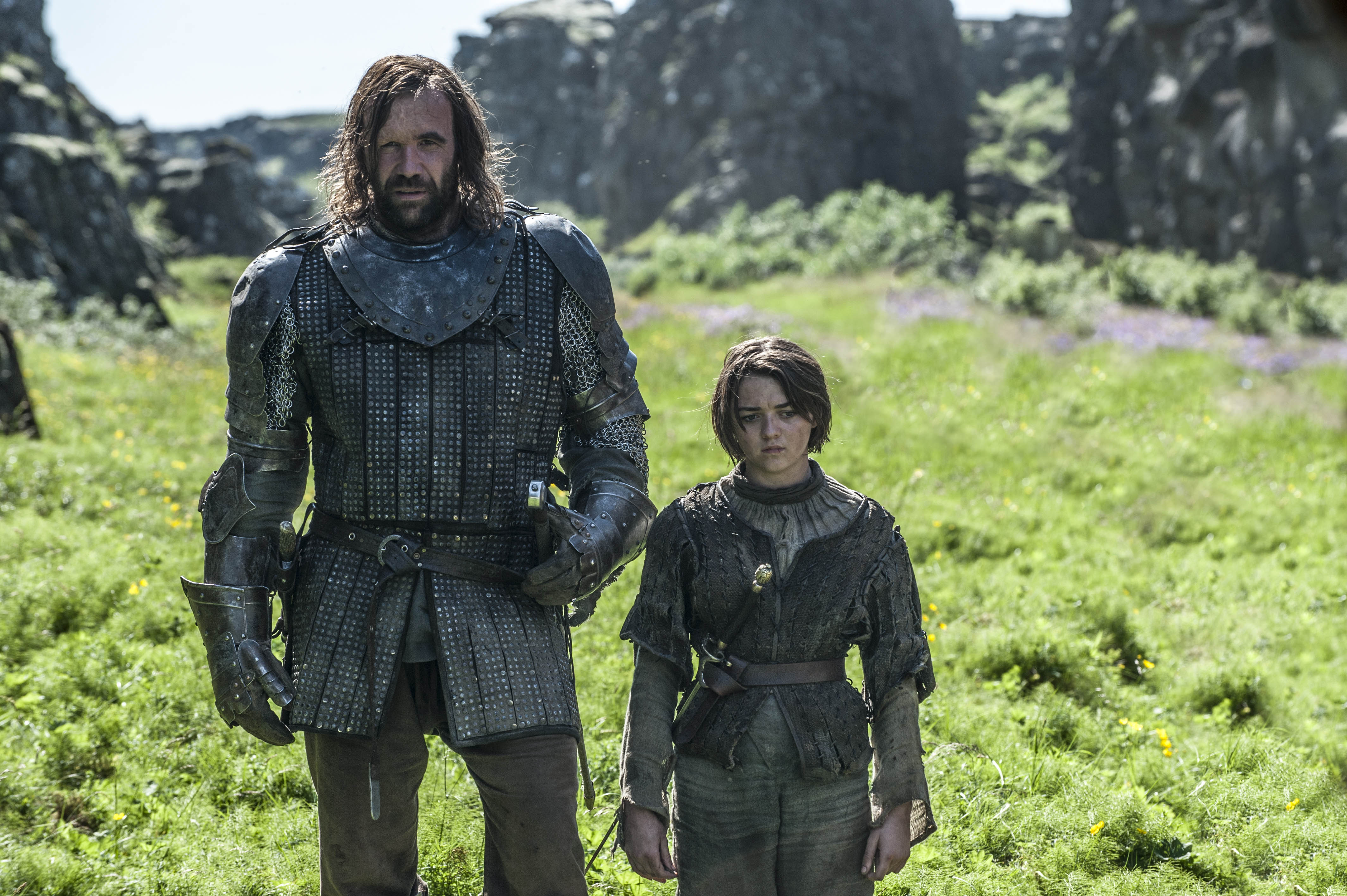 Season 4, Episode 8 – The Mountain and the Viper - Game of ...