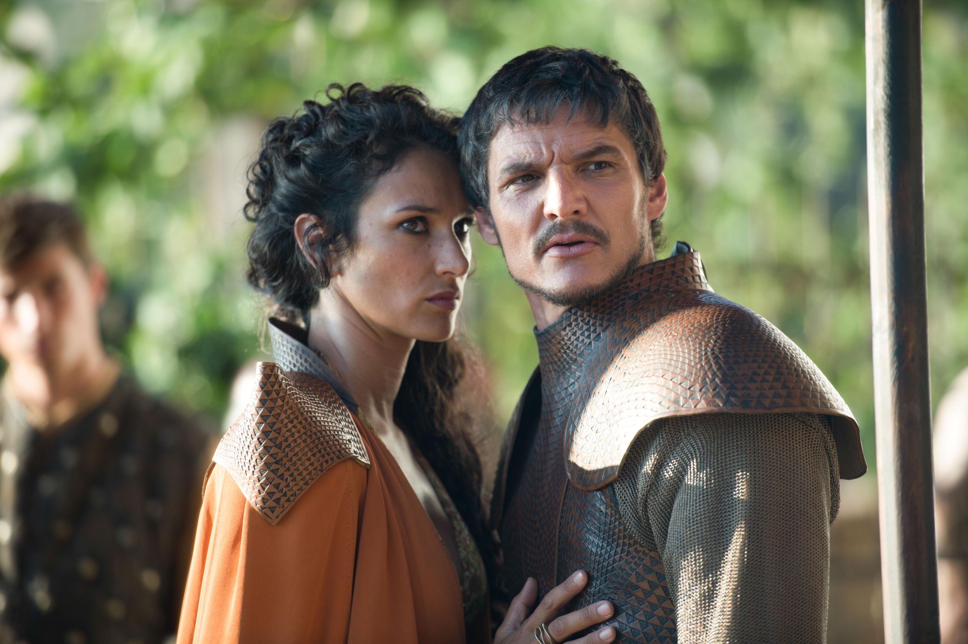 Season 4, Episode 8 – The Mountain and the fira, viper