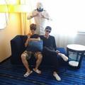Sehun 140531 Instagram Update: Hongkong