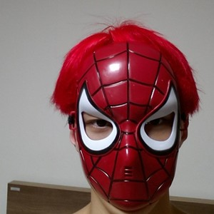 Sehun 140604 Instagram Update: SpiderMan