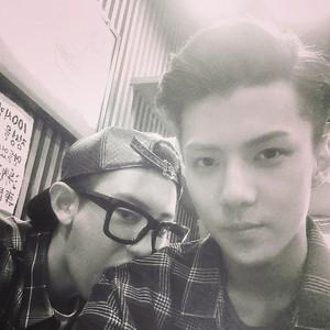 Sehun 140605 Instagram Update