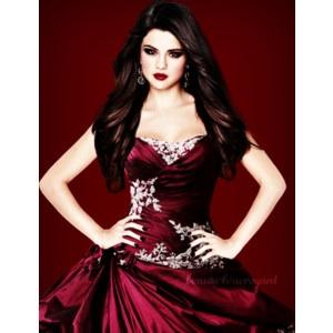 Selena gomez as a vampire
