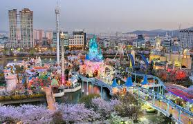 Seoul amusement park