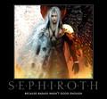 Sephiroth - SOLDIER 1st CLASS - sephiroth fan art