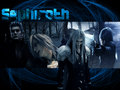 Sephiroth and Crew - sephiroth fan art