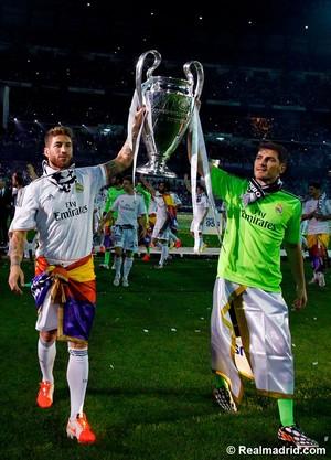 Sergio and Iker La decima