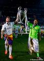 Sergio and Iker La decima - real-madrid-cf photo