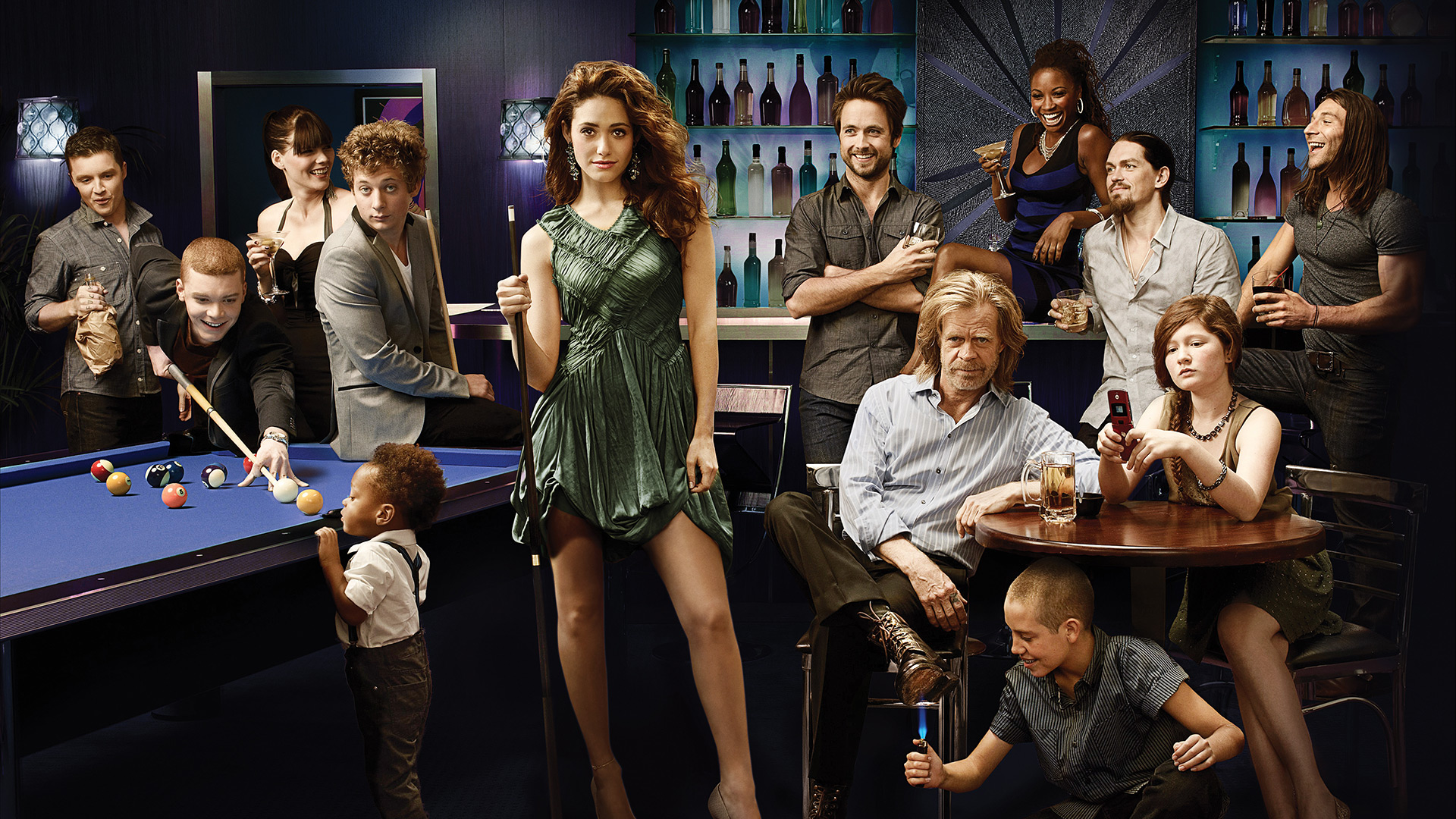 Shameless Season 4 Cast
