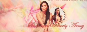 Shannen Doherty army