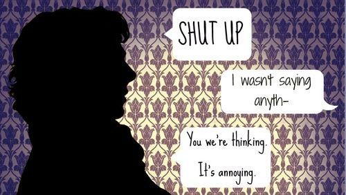 Sherlock Holmes Quotes Wallpaper Sherlock quotes iamkyon fan