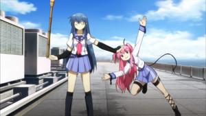 Shiina and Yui