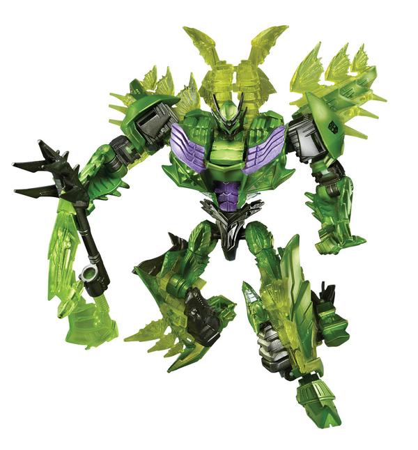 Snarl transformers 4