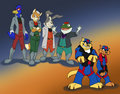 Some Starfox Arts