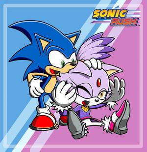 Sonic Rush In SD