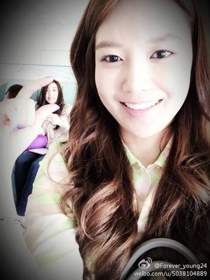 Sooyoung Weibo Update