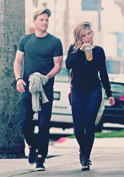 Sophia куст, буш and Jesse Lee Soffer
