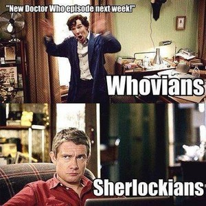 Sorry Whovians, but 你 know it's true ;)