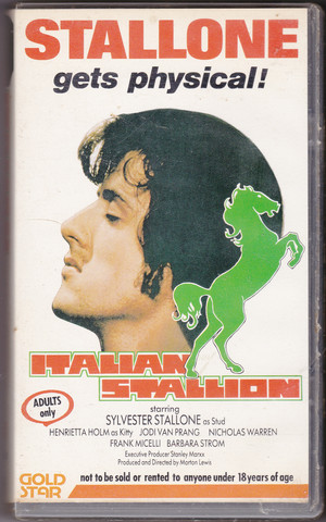 Stallone Get Physical ITALLIAN STALLION