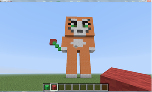 Stampy character