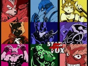Starfox Art ^_^