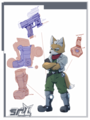 Starfox Art ^_^ - nintendo photo