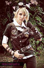 SteamPunk LOZ Cosplay