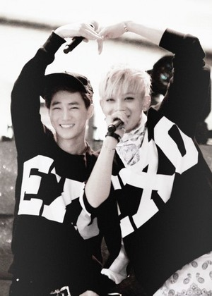 Suho~Tao so sweet❤ ❥