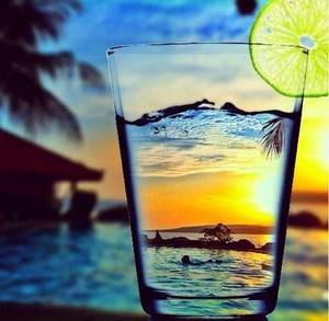 Summer Through A Glass