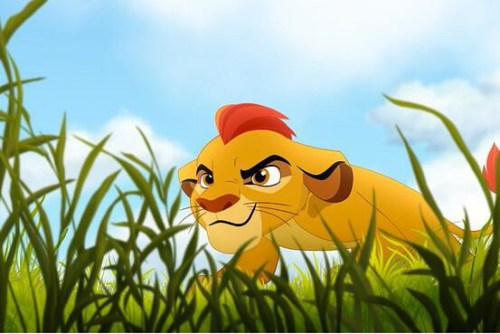 """The Lion King 2:Simba's Pride wallpaper entitled TLK spin off """"The Lion Guard"""""""