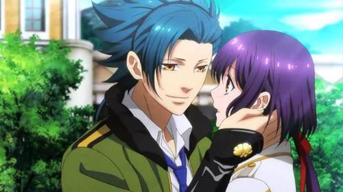 Kamigami no Asobi پیپر وال probably with عملی حکمت entitled Takeru and Yui