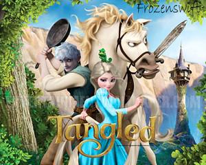 Tangled Jelsa Version