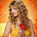 Taylor Swift, she is a singer - music photo