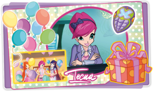 Tecna's 2nd Official Collage