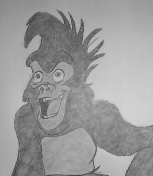 Terk from Tarzan