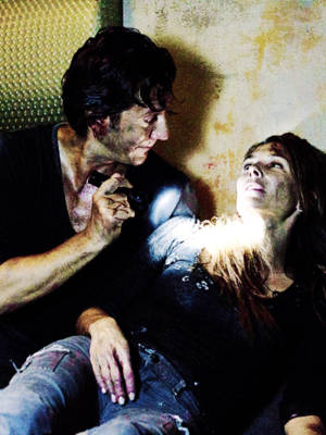 """The 100 """"The Calm"""""""