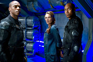 The 100 - episode stills