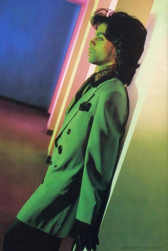 Prince fond d'écran titled The Amazing PRINCE