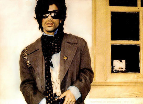 Prince wallpaper probably with sunglasses, an outerwear, and a box coat called The Amazing PRINCE