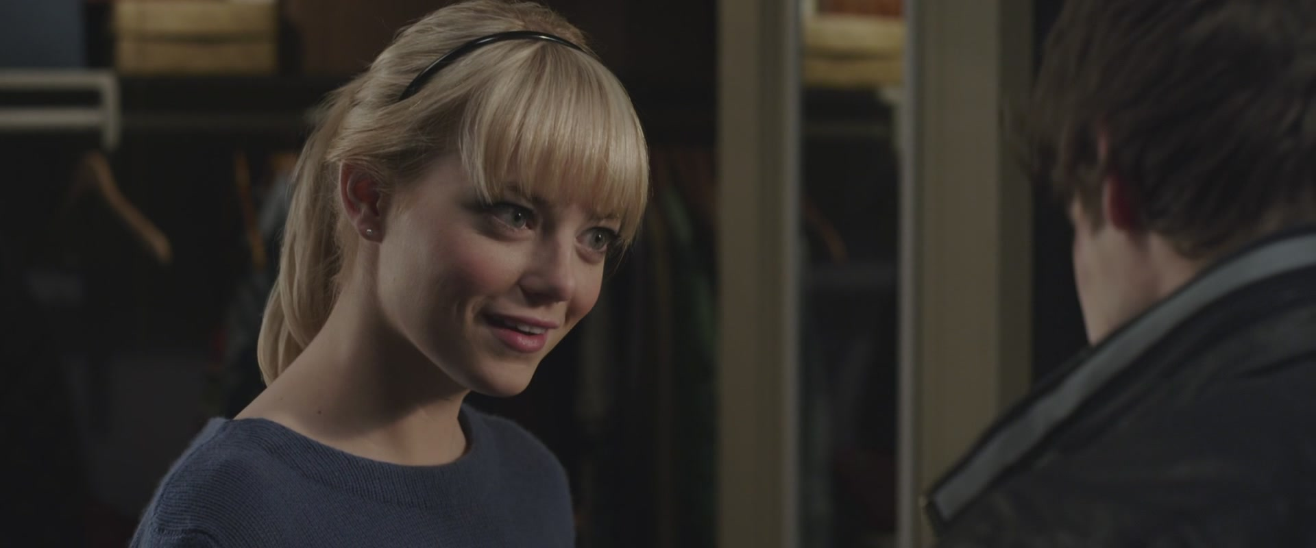 the amazing spiderman 2012 peter parker amp gwen stacy